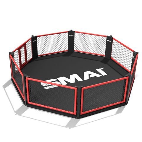 MMA Cage - 5.5m Floor Mounted