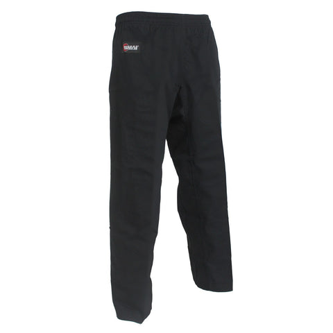 Pants - Martial Arts Black