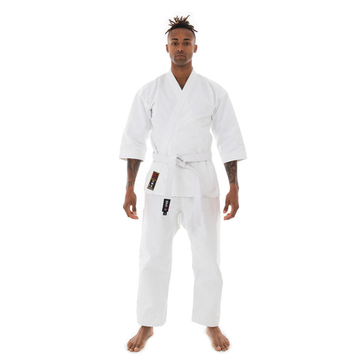 Karate Uniform - 14oz Canvas Gi (White)