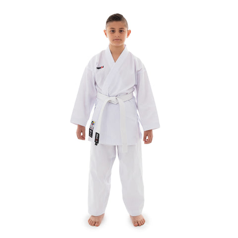 WKF Karate Uniform - 8oz Student - Senshi