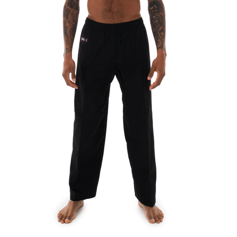Martial Arts Pants - 8oz Black
