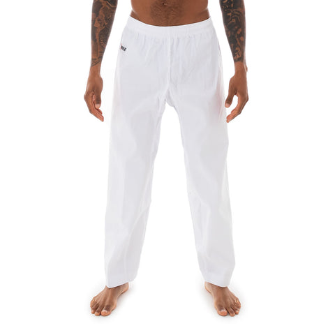 Martial Arts Pants - 8oz White