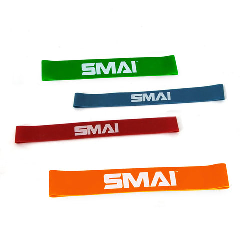 Rubber Mini Resistance Bands