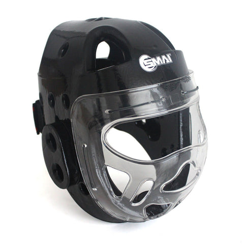 headguard, headguard martial arts, head guard, full head guard, grill head guard