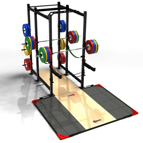 power rack, racks and rigs, gym power rack