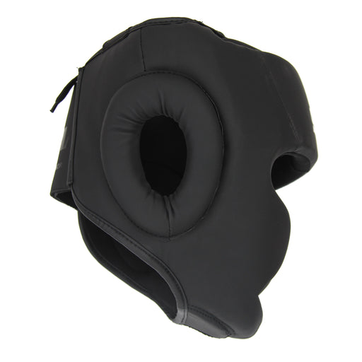 Triple Black Boxing Head Guard