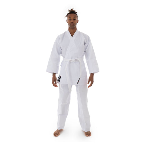 Classic Karate Uniform - 8oz Student Gi (White)