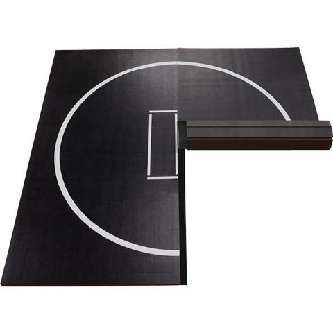 FLEXI-Connect Home Wrestling Mat