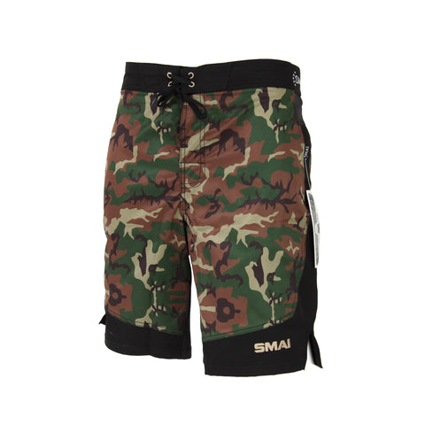Shorts - Cross Training Camo