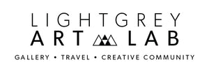 Light Grey Art Lab