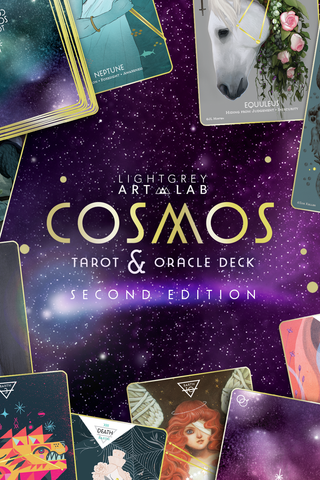 Cosmos Tarot & Oracle Deck: Second Edition *PRE-ORDER*