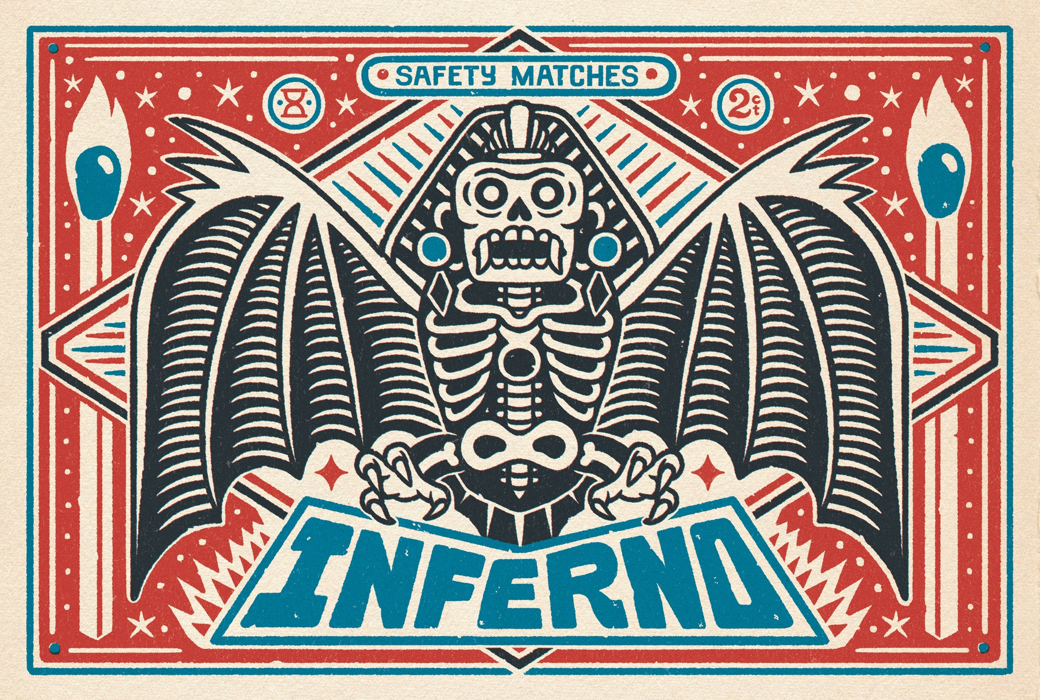 Inferno - Safety Matches