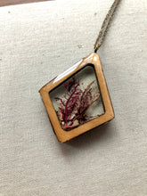 Load image into Gallery viewer, Lichen and Seaweed Quad Small Necklace