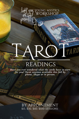 Tarot Readings by Appointment