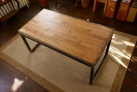 Hardwood Coffee Tables