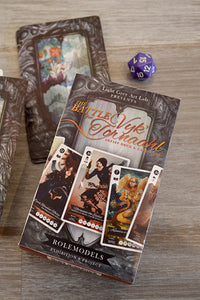 ROLEMODELS: The Battle for Vyk' Tornaahl Card Game