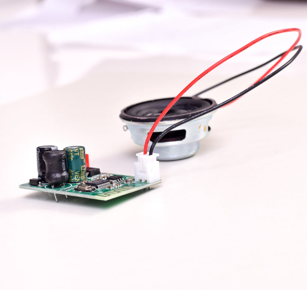 ADD-ON: Bluetooth Module and Speaker - Hoverboard Repair Parts - 2