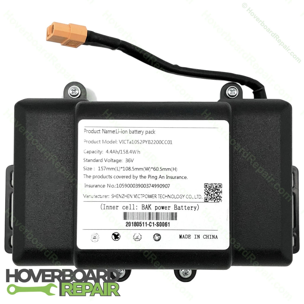 *Black 36v Replacement Hoverboard Battery