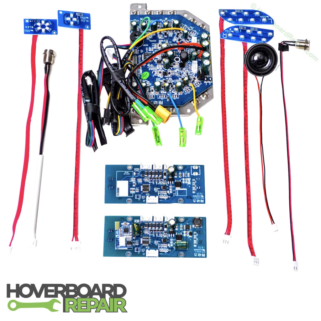 Hoverboard Repair Kit (Blue Circuits)