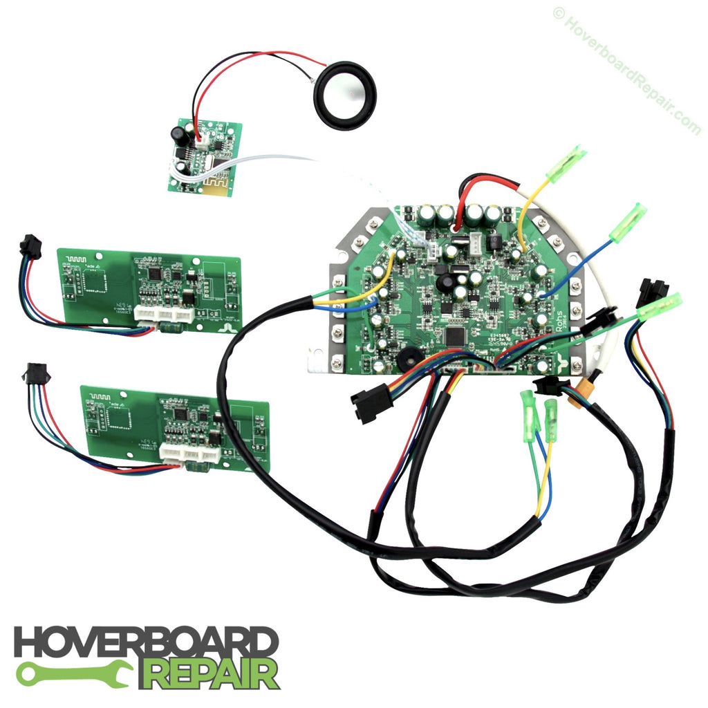 Hoverboard Repair Kit - Universal, Replaces TaoTao Sensors - GREEN CIRCUITS