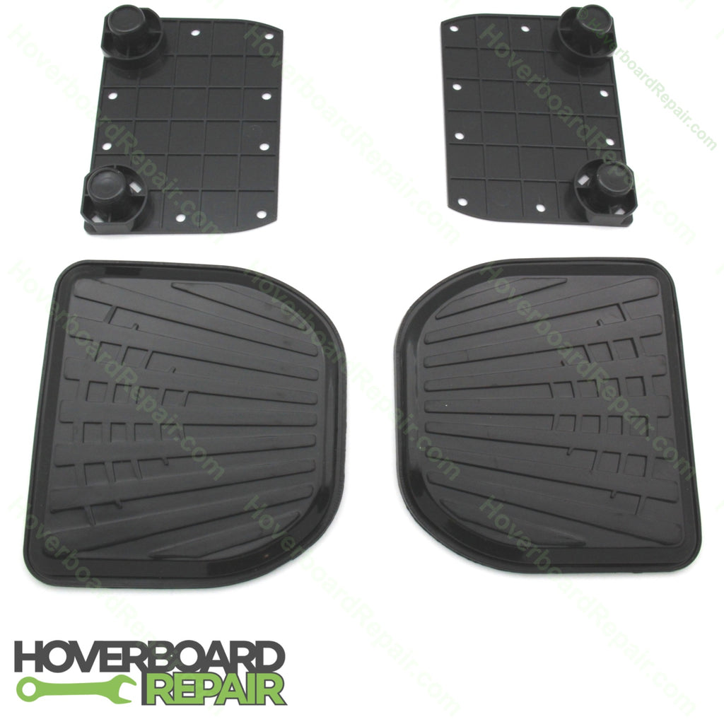 *Hoverboard Footpads with Plastic Triggers (6.5 & 10 Inch Compatible)