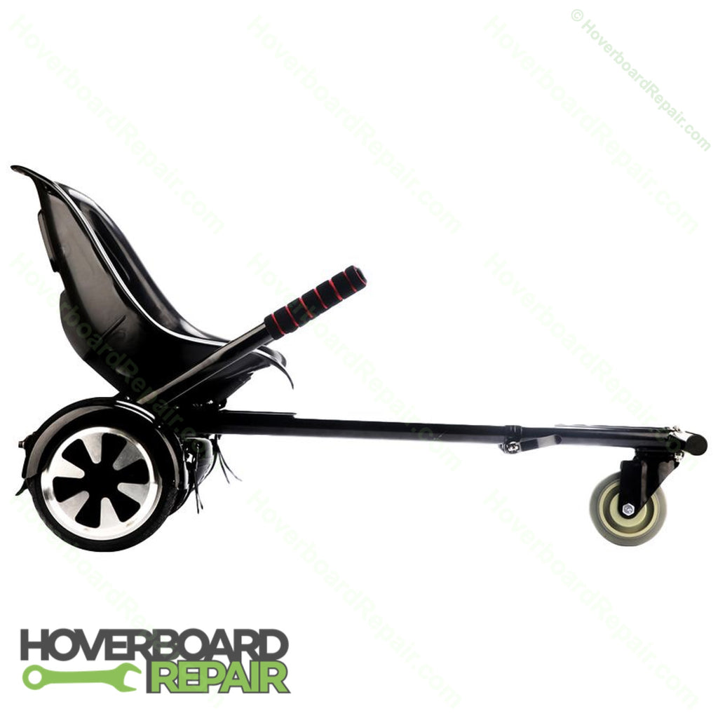 (needs content) Hoverboard Kart Attachment Chair for Self Balancing Scooters