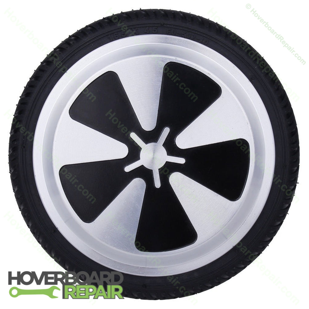 6.5in 350w Hoverboard Motor Replacement (Flower Design)