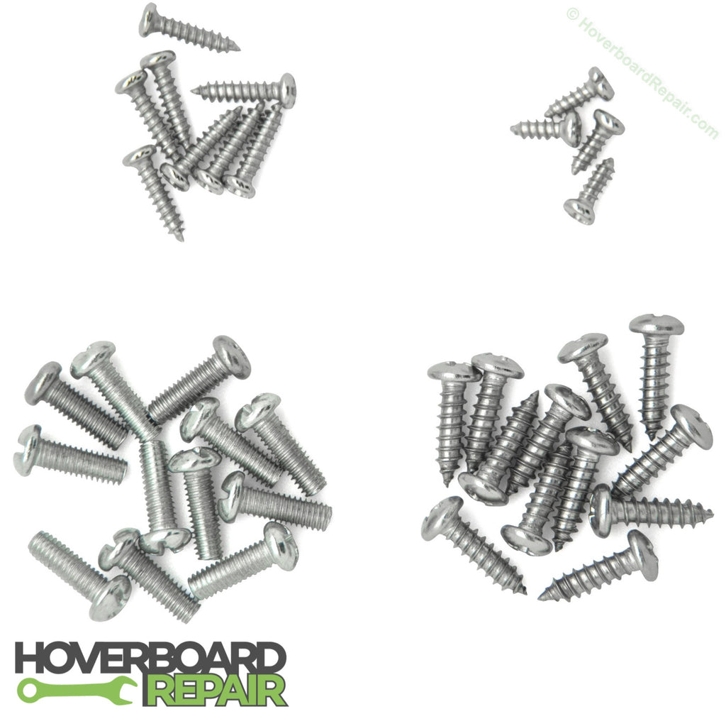 Hoverboard Replacement Screws for Self Balancing Scooters (36-pack)