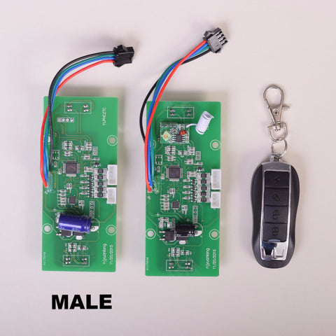 Balance Circuit Sensor Boards Gyroscopes with Remote Control