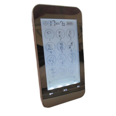 Touch Screen TENS Unit & Muscle Stimulator