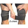 Pain & Swelling Reduction Straps - 1 x pair