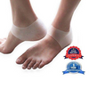 Heel Gel Therapy Wraps - 3 x Pairs