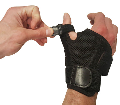 Thumb Brace with Wrist Support