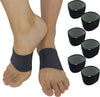 Plantar Fasciitis Brace Arch Supports - Effective Foot and Heel Pain Relief (3 Pairs)