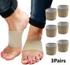 Plantar Fasciitis Brace Arch Supports (3 Pairs)