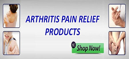 Arthritis Pain Relief Products