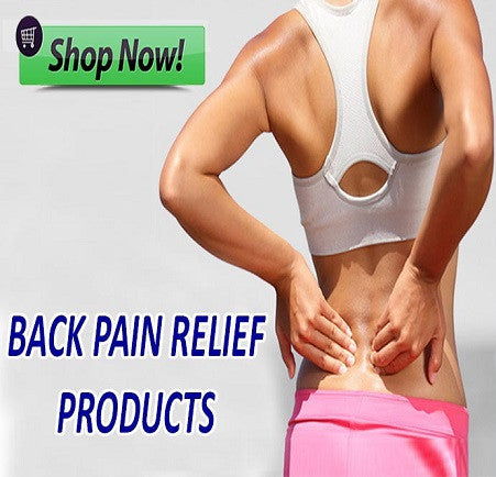 Back & Upper Body Pain Relief Products