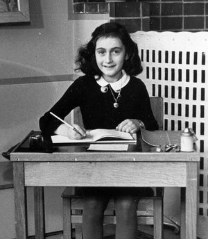 Anne Frank | August's Her-Story Series Woman