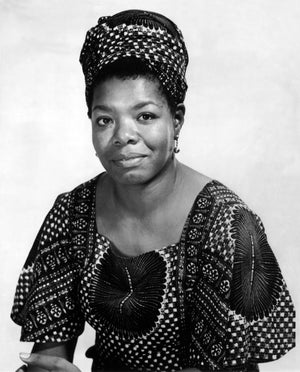 Maya Angelou | February's Her-Story Series Woman