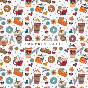 Peplum (Big Kid) | Fall Prints