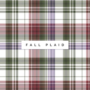 NEW Bloomies | Fall Patterns