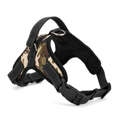 Accessories - Adjustable Dog Harness With Handle
