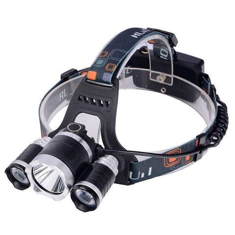 Outdoors - ULTRA Bright LED Rechargeable Headlamp