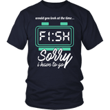 Image of It's Fishing Time Tshirt