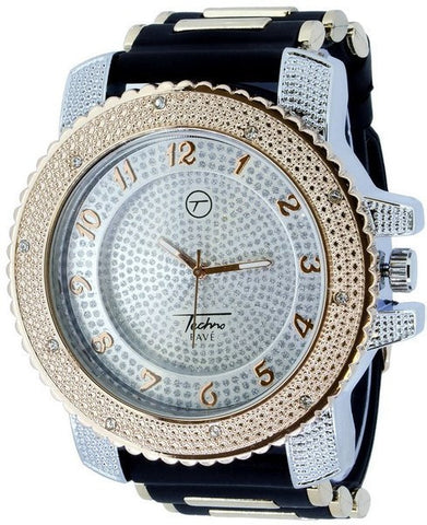 Classic Ultra Iced Out Watch