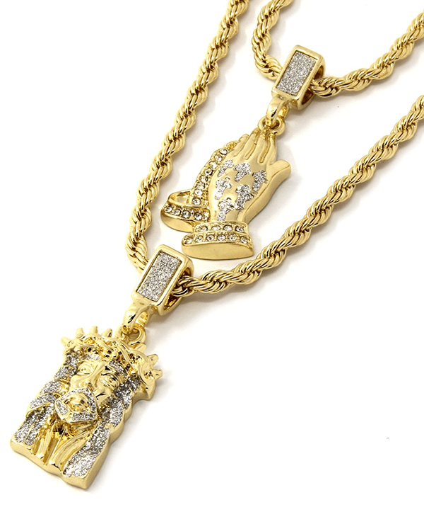 The Holy Gold Combo | Jesus Piece