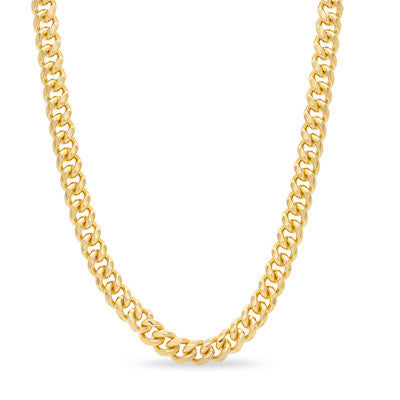 "24"" Cuban Link Chain<br><font color=""red"">BUY 1 GET 1 FREE + FREE SHIPPING</font>"