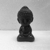 Buddha in grey color