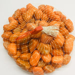Orange pebbles 12 mm