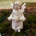 Miniature garden fairy